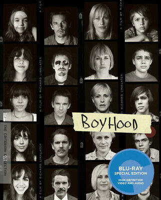 Boyhood (Criterion Collection) [New Blu-ray] Special Edition, Widescreen, Ac-3