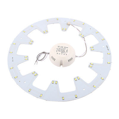 AC 85-265V 20W 40 LED Light Panel 5730 SMD Pinion Ceiling Lamp Retrofit Plate