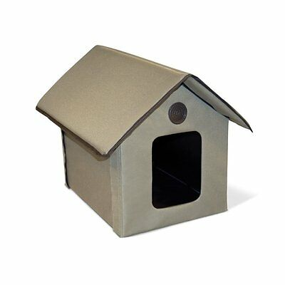 K&H Manufacturing Outdoor Kitty House Unheated