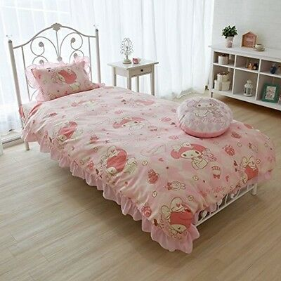 New From Japan My melody Bedding set Cover and Pillow case Kawaii SANRIO