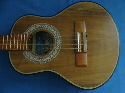 "23"" Tok's Brazilian Handmade Professional Cavaquinho Rosewood Back and Sides"