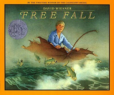 Free Fall by Wiesner, David Paperback Book The Cheap Fast Free Post