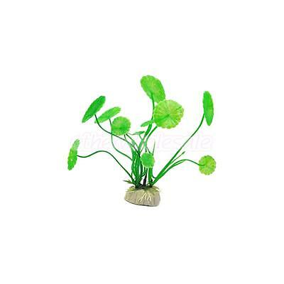 1pc aquatique artificiel Fish Tank Plante Aquarium Décor Herbe eau Ornement