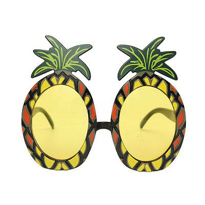 PINEAPPLE HAWAIIAN BEACH SUN GLASSES HEN STAG PARTY FANCY FASHION New