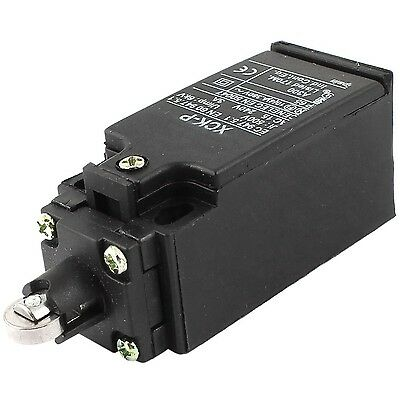 XCK-P102 AC380V 4A Parallel Roller Plunger Momentary Limit Switch