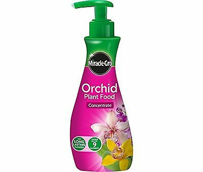 Miracle-Gro Orchid Plant Food Concentrate Pump 236ML