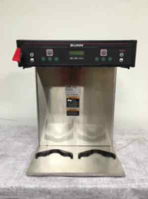 Bunn ICB Twin Infusion Dual Commercial Airpot Coffee Brewer CALL FOR SHIPPING
