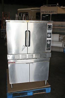Market Forge Double Stack Power Saver II OVEN