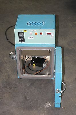 Associated Environmental Systems LN2 Cryogenic Chamber ZBD-100