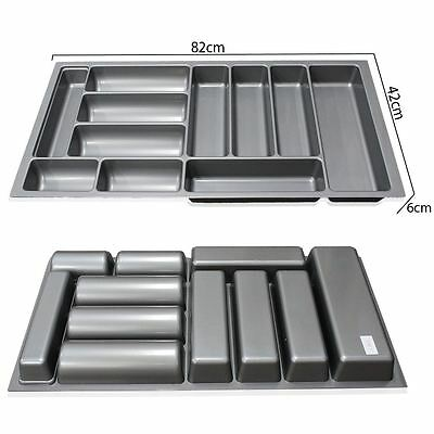 900mm Quality Plastic Cutlery Trays Kitchen Drawers Organiser Blum Tandembox
