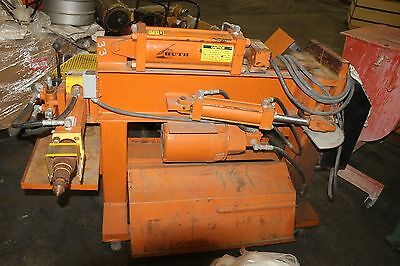 Huth exhaust pipe bender with dies  LR-33464-1 MODEL 2100 LOADED