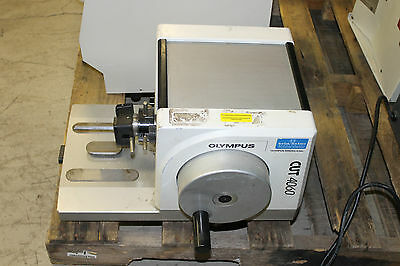 Tbs Cut 4060Re Olympus 4060 Electronic Microtome