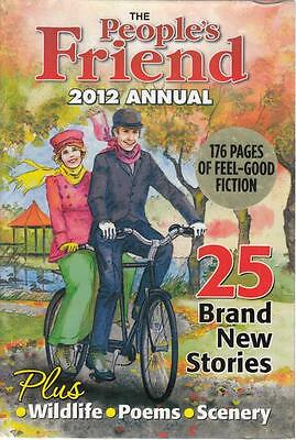 The People's Friend Annual 2012 - D C Thomson - Good - Hardcover