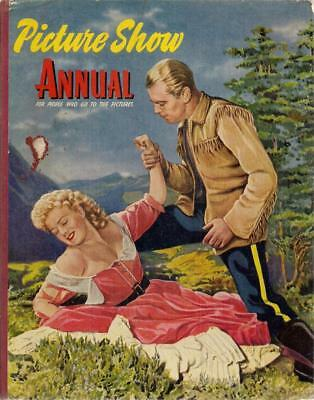 Picture Show Annual 1955 - Amalgamated Press - Acceptable - Hardcover