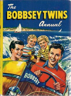 The Bobbsey Twins Annual - World Distributors - Acceptable - Hardcover
