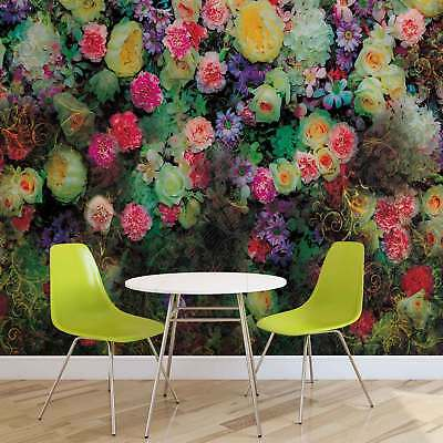 WALL MURAL PHOTO WALLPAPER XXL Flowers Design (3133WS)