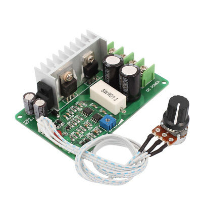 CCMCP PWM DC Motor Speed Controller DC 12V - 36V Speed Controller 15A