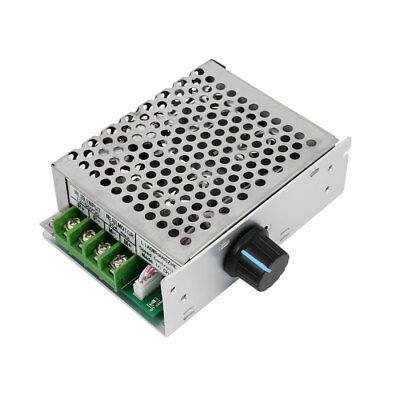 12-50V 30A 1500W Adjustable DC Brush Motor Speed PWM Controller Switch