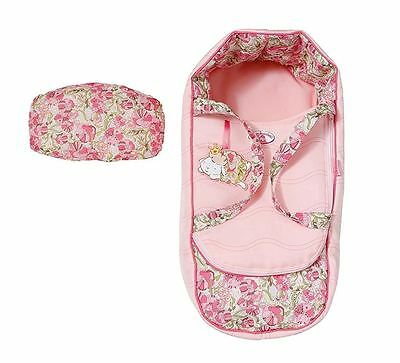 Zapf Creation Baby Annabell 2 in 1 Sleeping Bag Carrier