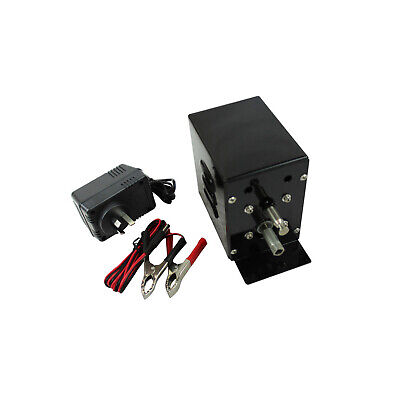 New 25kg Capacity 12/240V Camping Combo Motor to Suit Cyprus Grill Multi Spit Sy