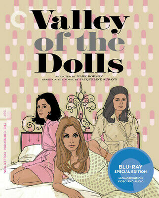 Valley of the Dolls (Criterion Collection) [New Blu-ray] Restored, Special Edi