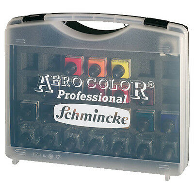 AERO COLOR Professional - Airbrushfarben- SET 2