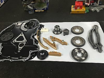 FORD MONDEO MK3 2.0TDi 2.2TDCi TIMING CHAIN KIT TIMING COVER OIL SEAL GASKET