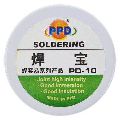 PPD 10g Soldering Solder Paste Flux Cream Welding Paste T8