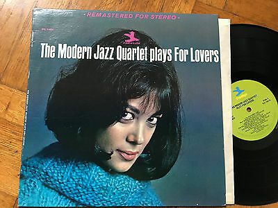 LP NM   The Modern Jazz Quartet Plays For Lovers