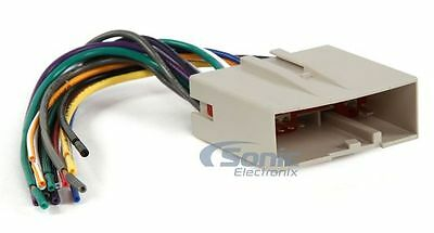 new authentic metra 70 1771 car stereo wiring harness for ford metra 70 5520 wiring harness for select 2003 up ford mercury lincoln