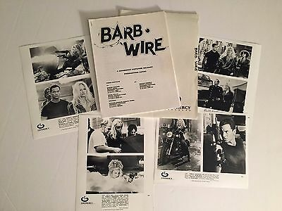Barb Wire - Press Kit - 4 photos!!