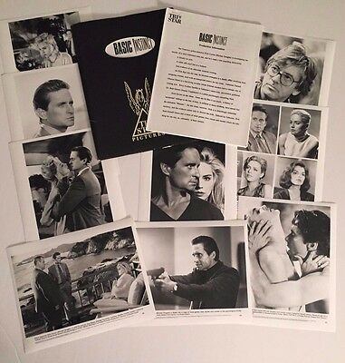 Basic Instinct - Press Kit - 9 photos!!