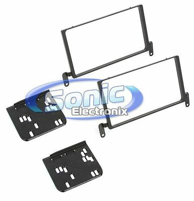 Metra 95-5818 Double Din Dash Kit for Select 1997-2008 Ford/Lincoln Vehicles