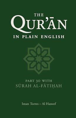 The Quran in Plain English: A Simple Translation for Children and Young...