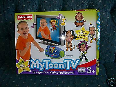 Fisher Price My Toon Tv New
