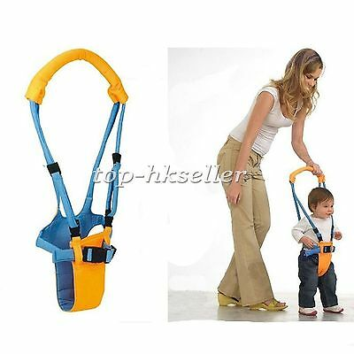 New Baby Kid Keeper Toddler Walking Safety Harness Backpack Bag Strap Rein
