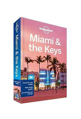 NEW Miami & the Keys By Lonely Planet Paperback Free Shipping