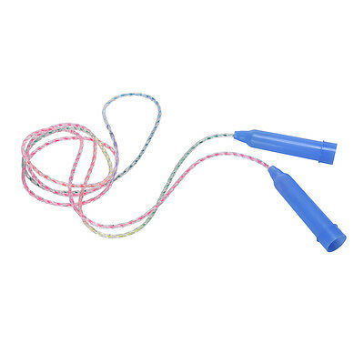 Sports Training Plastic Handle Soft Plastic Skipping Jumping Rope for Children