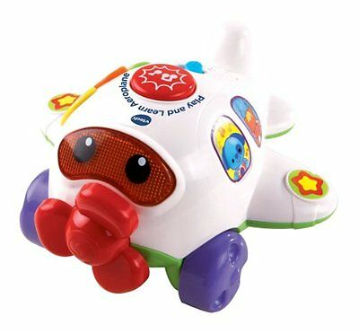 VTech Baby Play and Learn Aeroplane