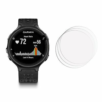 2 New High Quality Screen Protectors for Garmin Forerunner 235 Smart Watch