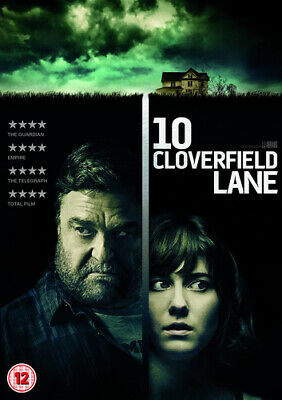 10 Cloverfield Lane DVD (2016) Mary Elizabeth Winstead