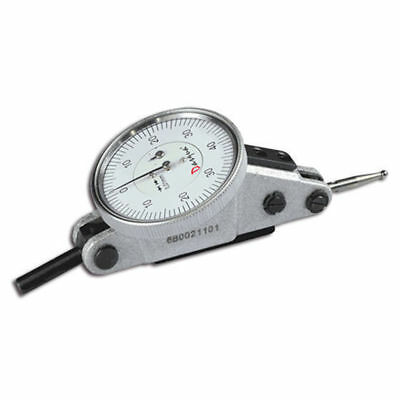 Dasqua Imperial Dial Test Indicator with Twice the Range ! 52226110 Dial Gauge