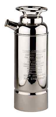 1920's style Thirst Quencher Extinguisher Cocktail Shaker CS002