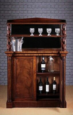 Antique Early 19th.c. Chiffonier Side Cabinet c.1830.