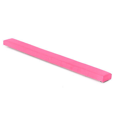 1M Extension ONLY for Pink Faux Leather Folding Gymnastics Balance Beam Gym