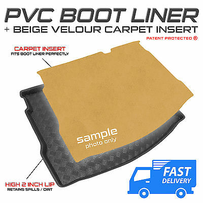 Jeep GRAND CHEROKEE 1998 - 2005 Tailored PVC Boot Liner / Mat [BE]