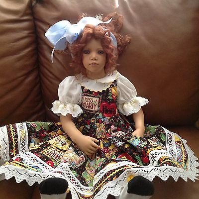 Annette Himstedt doll Charly 1996 Read