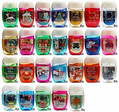 Bath & Body Works Pocketbac Sanitizing Hand Gel New Style Packaging You Choose