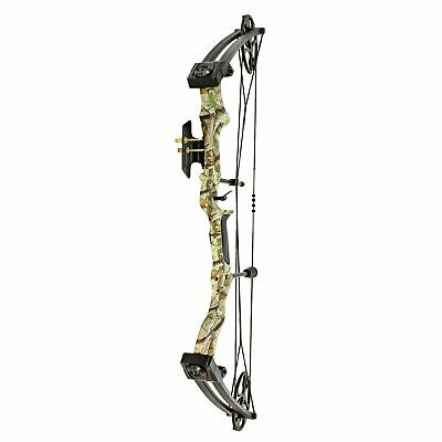 "Man Kung Compoundbogen Hawk® Green Camo 26-30""/50-70 lbs RH"