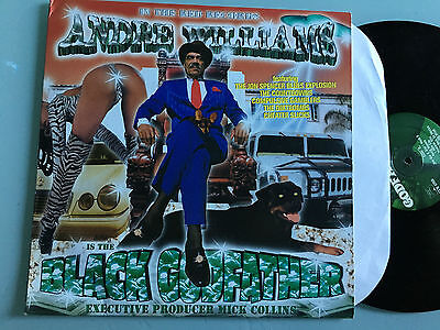 LP USA 2000  Andre Williams  – Black Godfather
